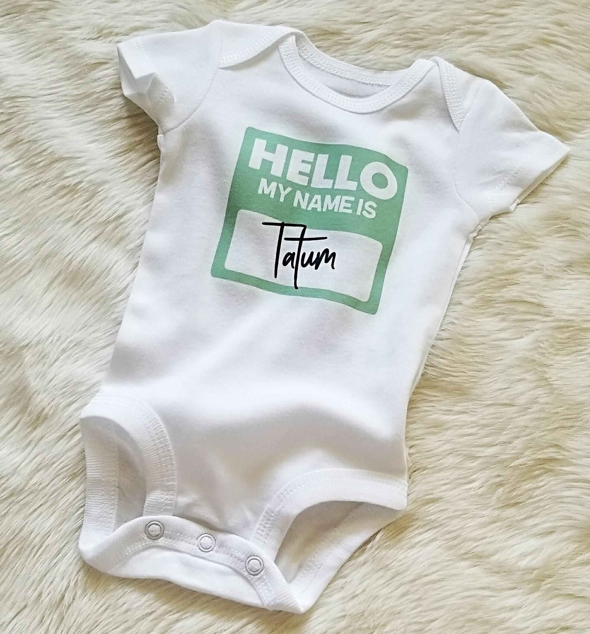 Baby Girl Hospital Take Home Outfit Newborn Baby Clothes Newborn Baby Boy Clothing My Little Sweet Pea Bodysuit Sweet Pea T-shirt