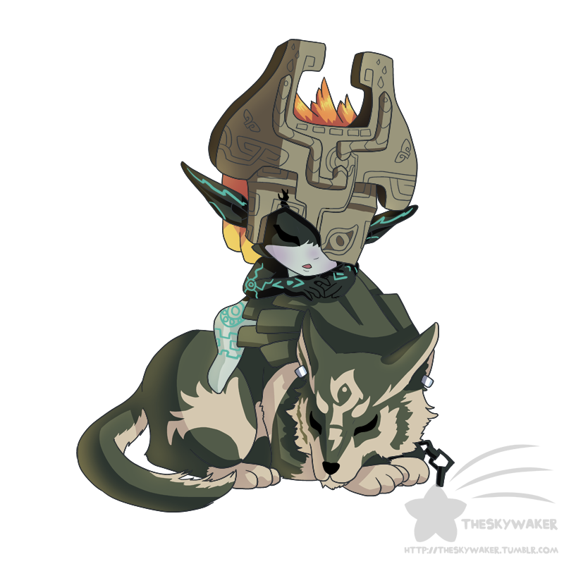 403 Forbidden Legend Of Zelda Midna Legend Of Zelda Zelda Twilight Princess