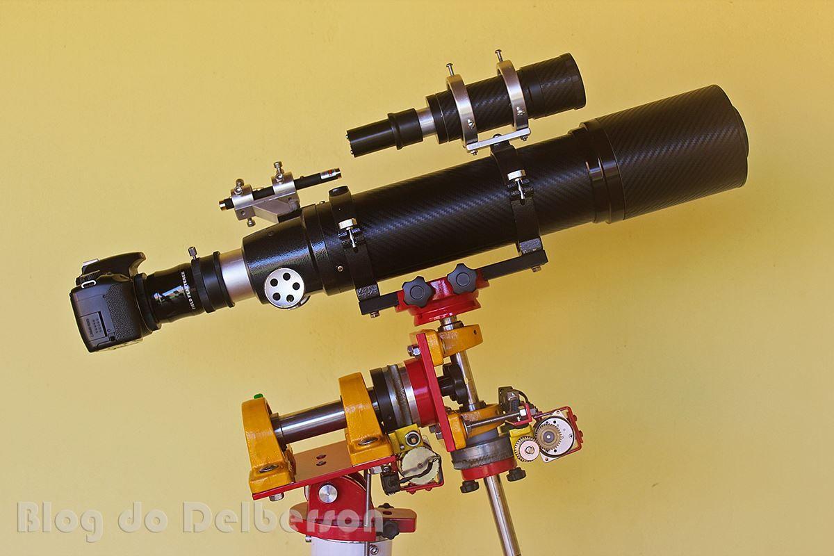 Delberson Tiago Telescope Setups From The Net Diy