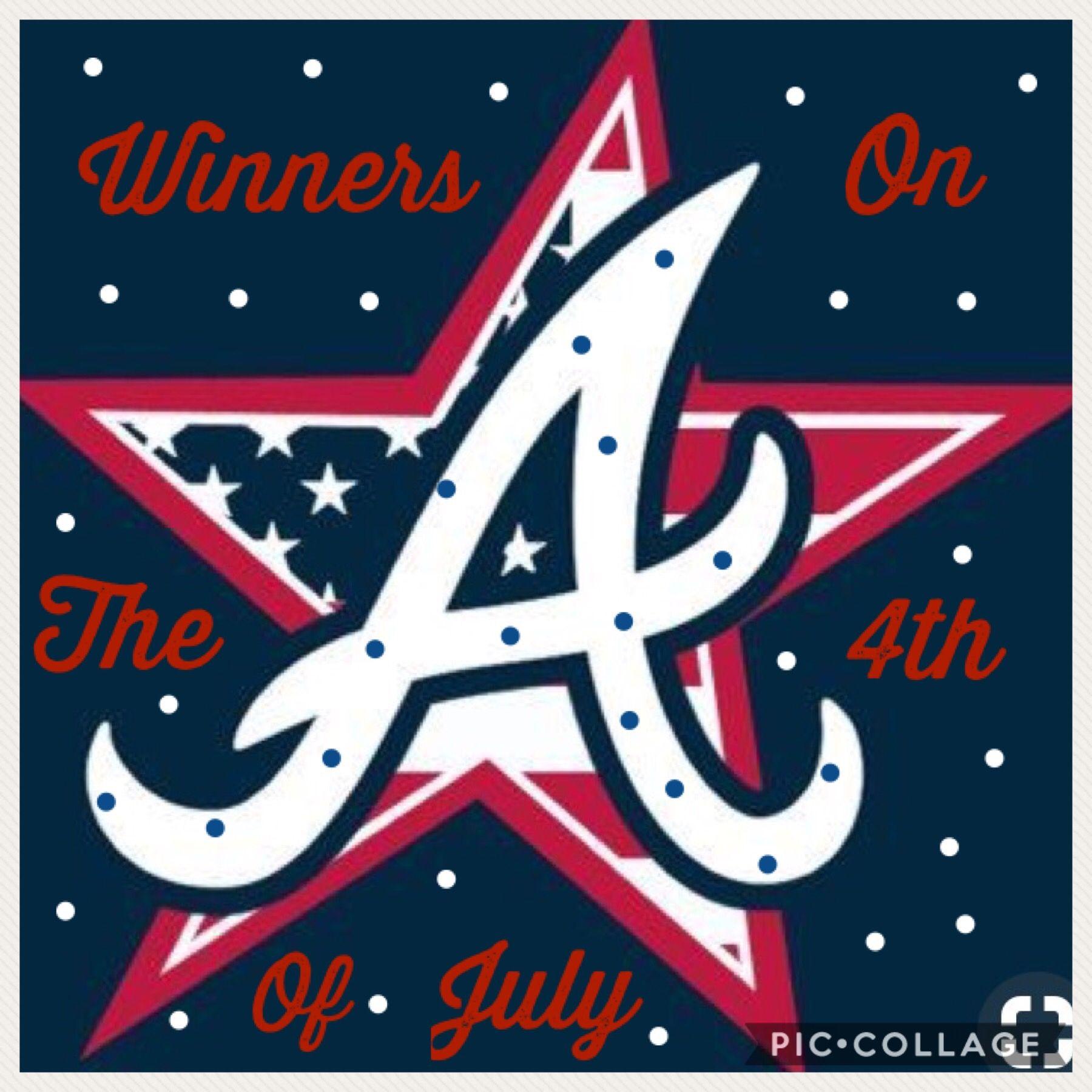 Braves Vs Phillies 12 To 6 2019 Braves Baseball Braves Sport Team Logos
