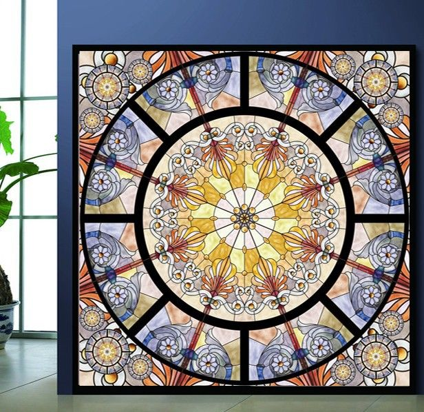 High Quality Stained Glass Adhesive Promotion Shop For High Quality Promotional Stained Glass Adhesive On Stained Glass Window Film Window Film Glass Wardrobe