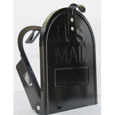 Bayshore Retrofit Snap In Replacement Door Metal Mailbox