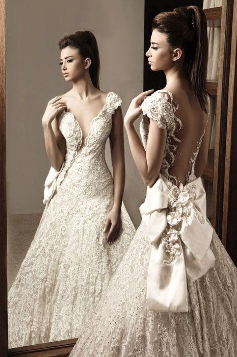 rami salamoun dresses | Rami Salamoun - Wedding 2013 ...