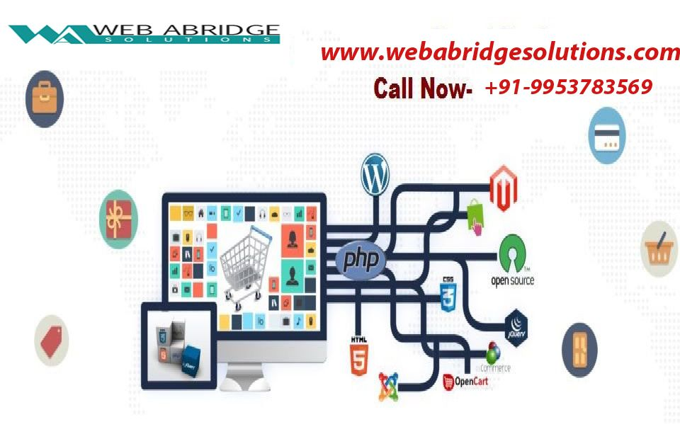 Webabridge Solutions Website Designing Company In Ghaziabad Assistance Holding Highly Scalable Designs Well T Website Design Design Digital Marketing Company