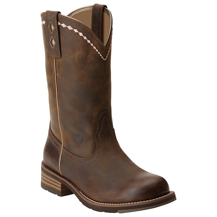 Western Roper Unbridled Women's Ariat Boots 1xn6wqBxY