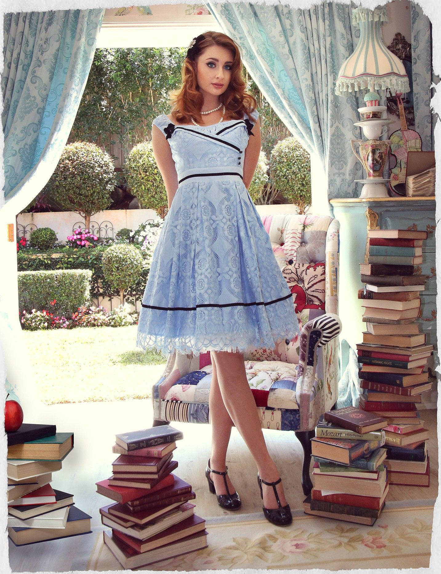 Forget Me Not Dress Dresses Vintage Dresses Ladylike Dress