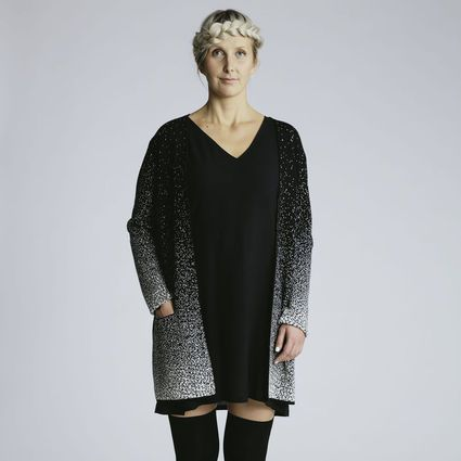 This is one of my favorites. Sumu cardigan by Uhana Design #uhana #finnishdesign #weecos