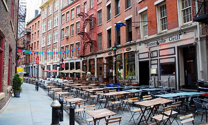 Stone Street Financial District