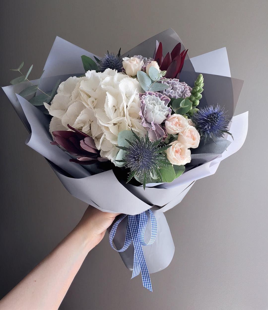 Свежие цветы инстаграм