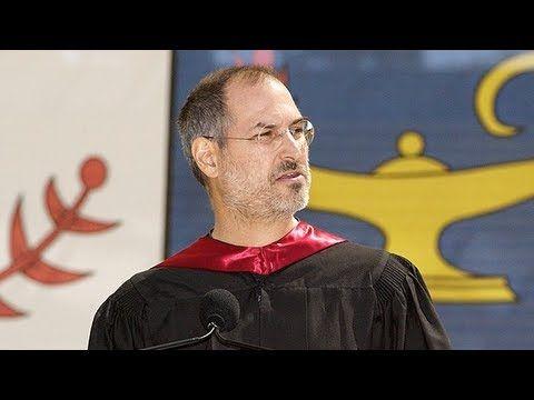 Steve Jobs' inspirational Stanford Commencement Address