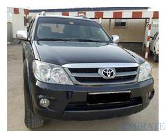 Toyota Fortuner 2008 Model for Sale in Dubai