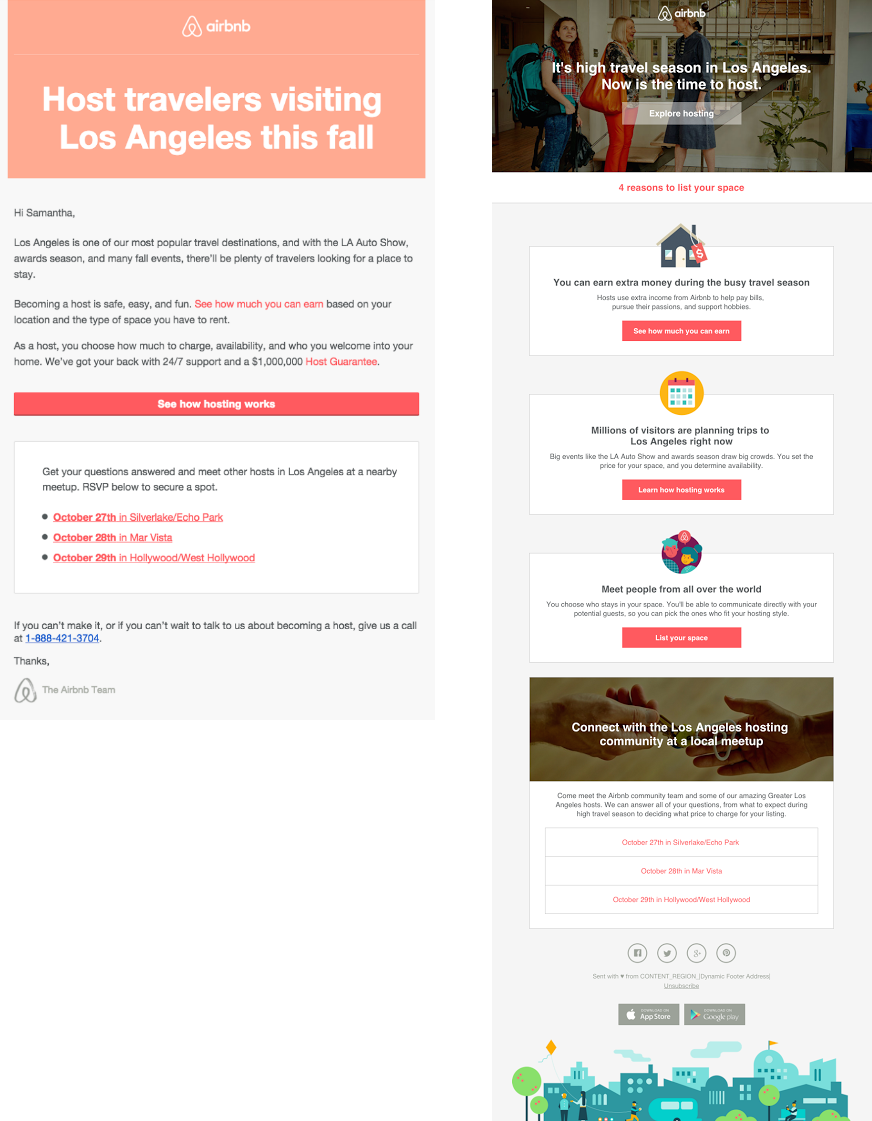 Lessons Learned From AirbnbS Email Specialist  Newsletter