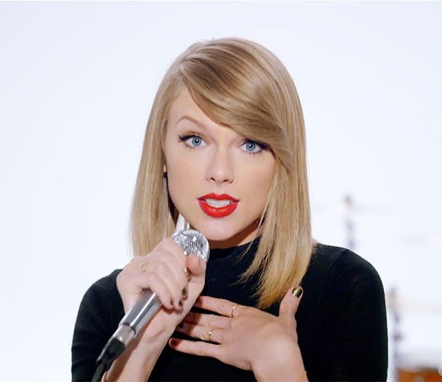 Pin By Popglitz On Entertainment Hair Taylor Swift Hair Styles