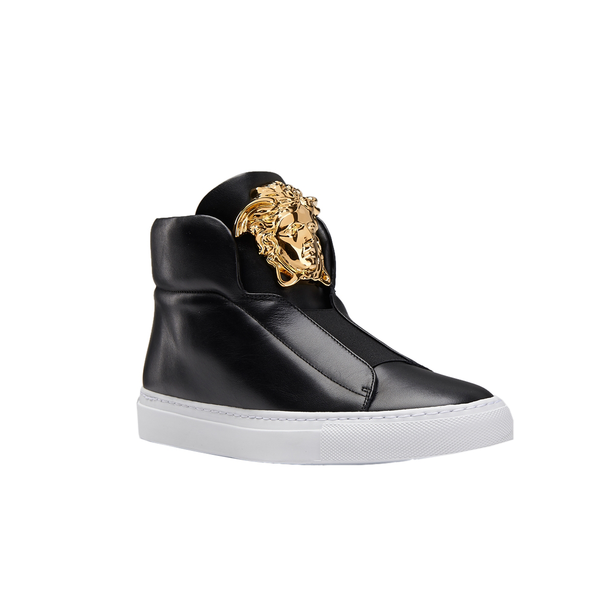 quality design 86726 55e43 These black Palazzo high-top trainers are the perfect ...