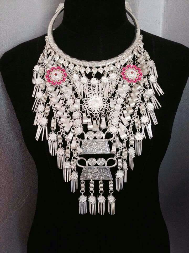 Hmoob xauv | Hmong accessories/Jewelry in 2019 | Hmong