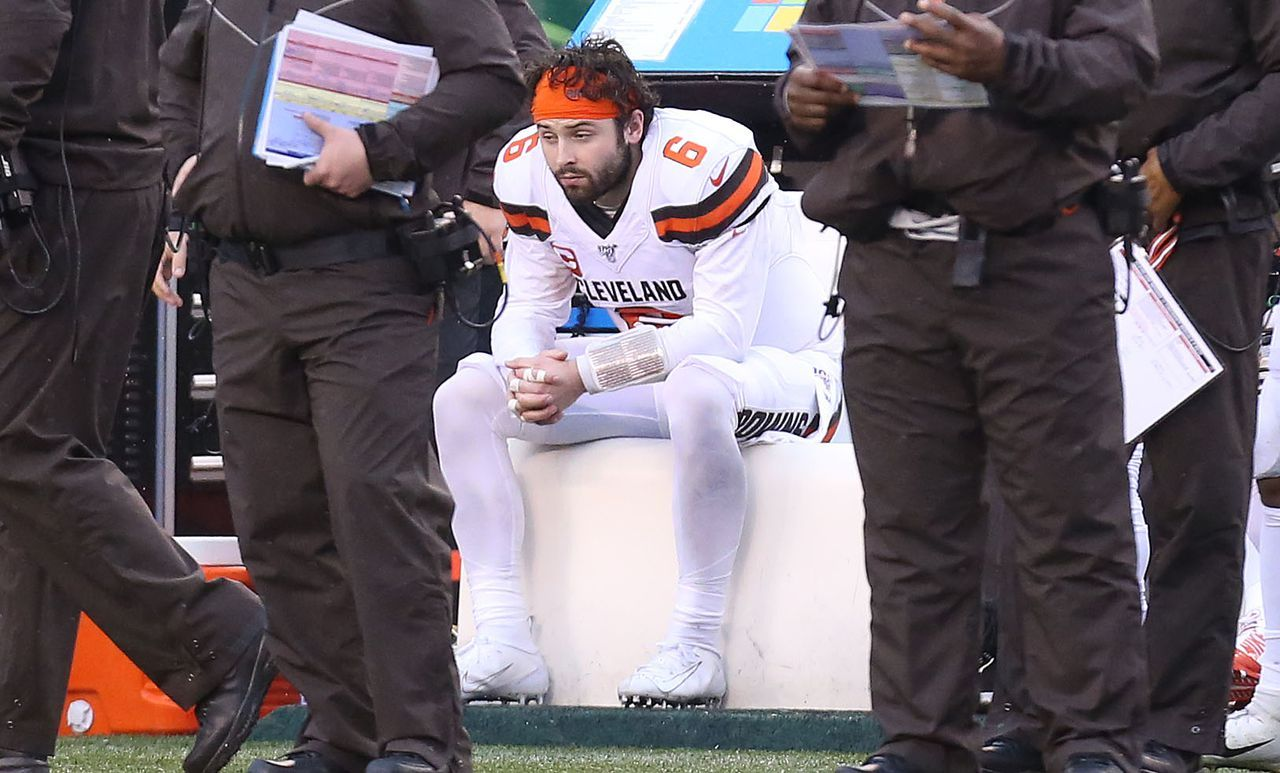 Hey Terry Should The Cleveland Browns Bring In A Qb To Compete With Baker Mayfield National Football League News In 2020 Nfl News National Football League Football League