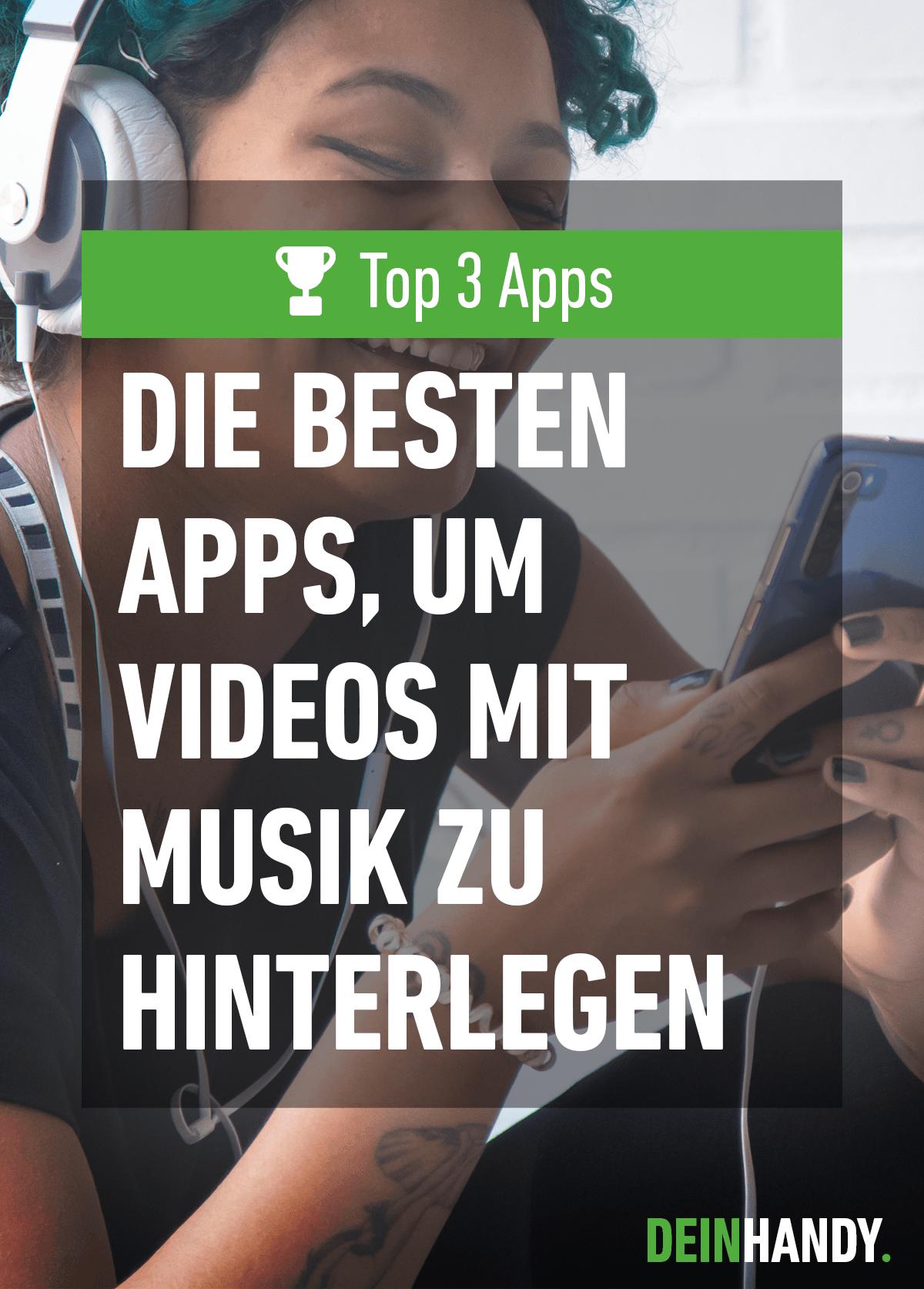 Musik In Video Einfugen 3 Kostenlose Apps Fur Android Und Ios Apps Kostenlose Apps Coole Apps
