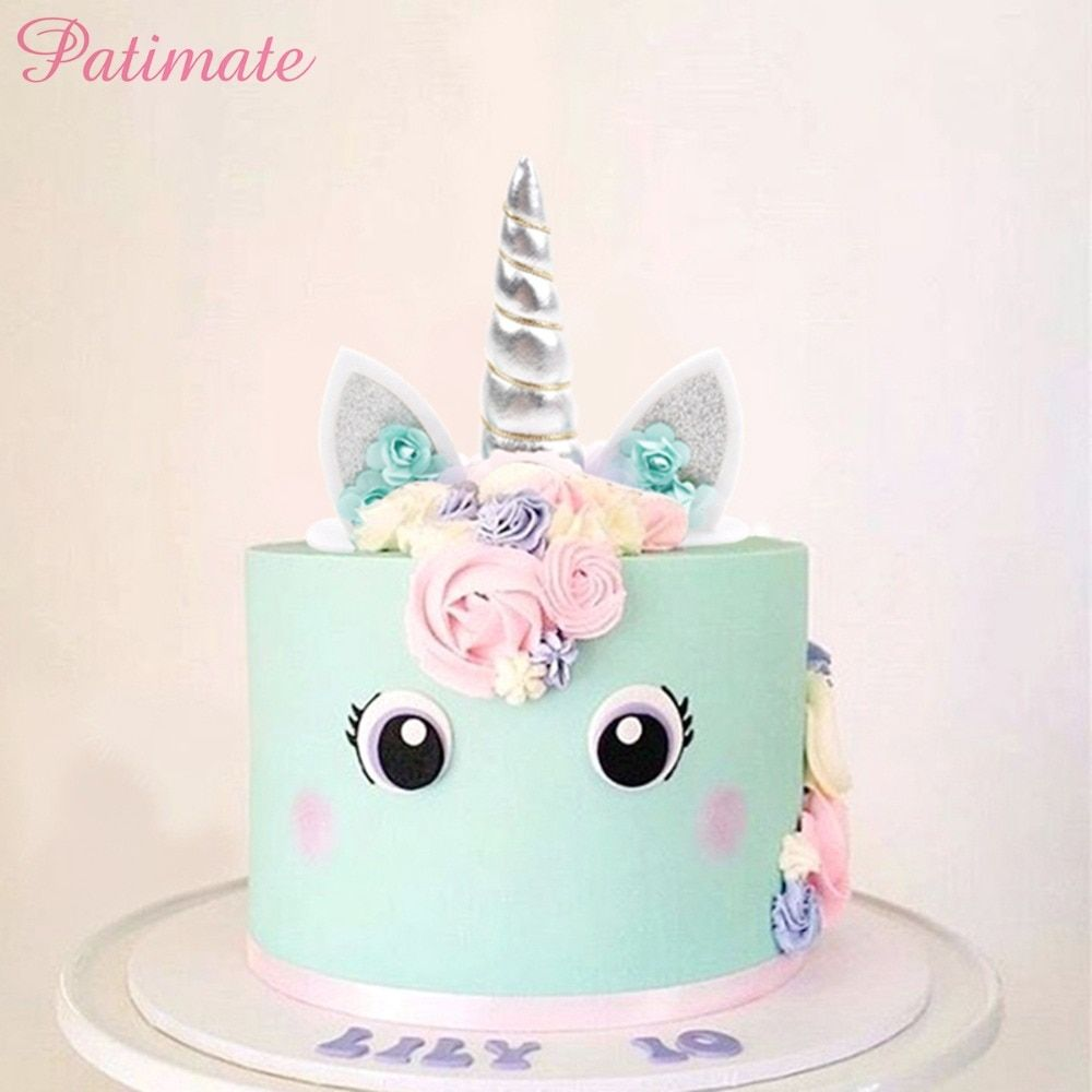 Cheap Cake Decorating Supplies Buy Directly From China Suppliers Patimate Horns Unicorn Cake Topper Kid Unicorn Birthday Cake Unicorn Cake Topper Unicorn Cake