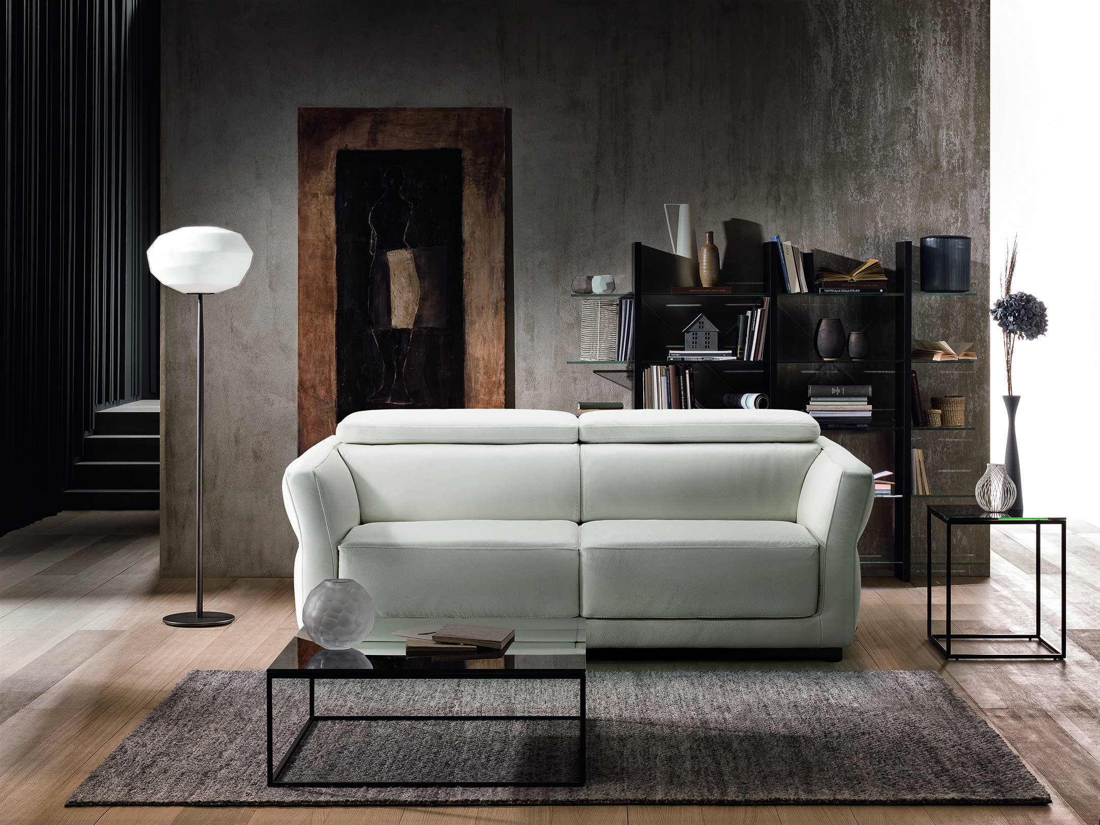 Notturno Sofa Bed by Natuzzi Italia Natuzzi Italia