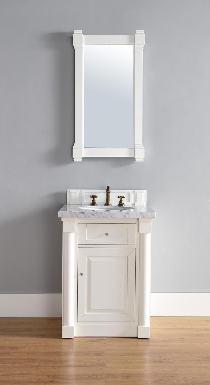 . James Martin New Haven Collection 26 in 2019   Bathroom vanity