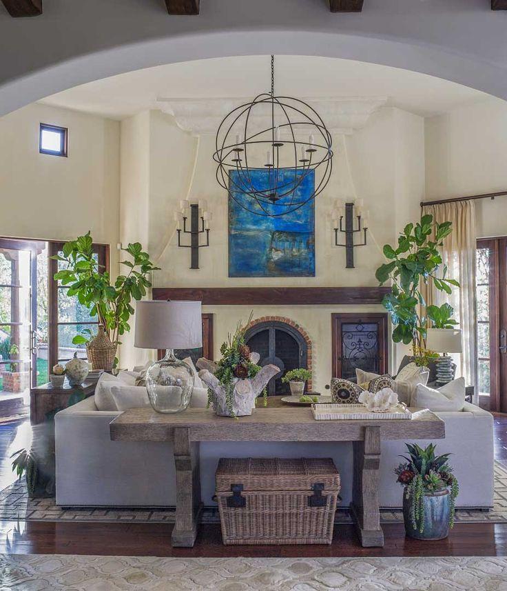 Hacienda Home Decor: California Spanish Style