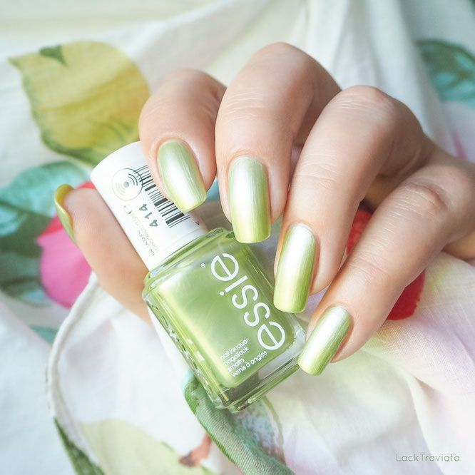 essie • reggae and rum • Tropical Lights Collection | Esmalte