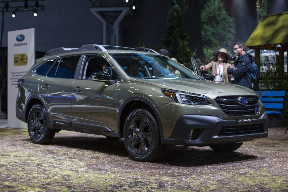 Outback Is Among The Most Intriguing Models In Subaru Lineup Initially It Was A Wagon Based Upon The Legacy Sedan Now The Vehi Subaru Outback Subaru Outback