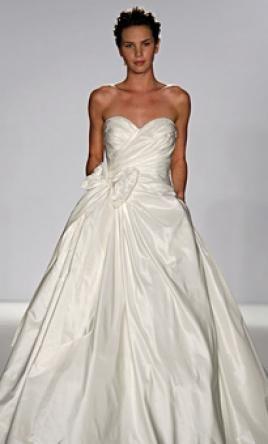 Priscilla Of Boston Maeve Wedding Dress New Size 10 2 300