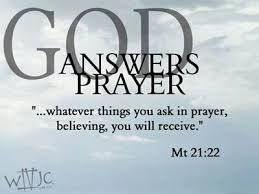 Image Result For Thank You Lord For Answering Prayer Images Faith