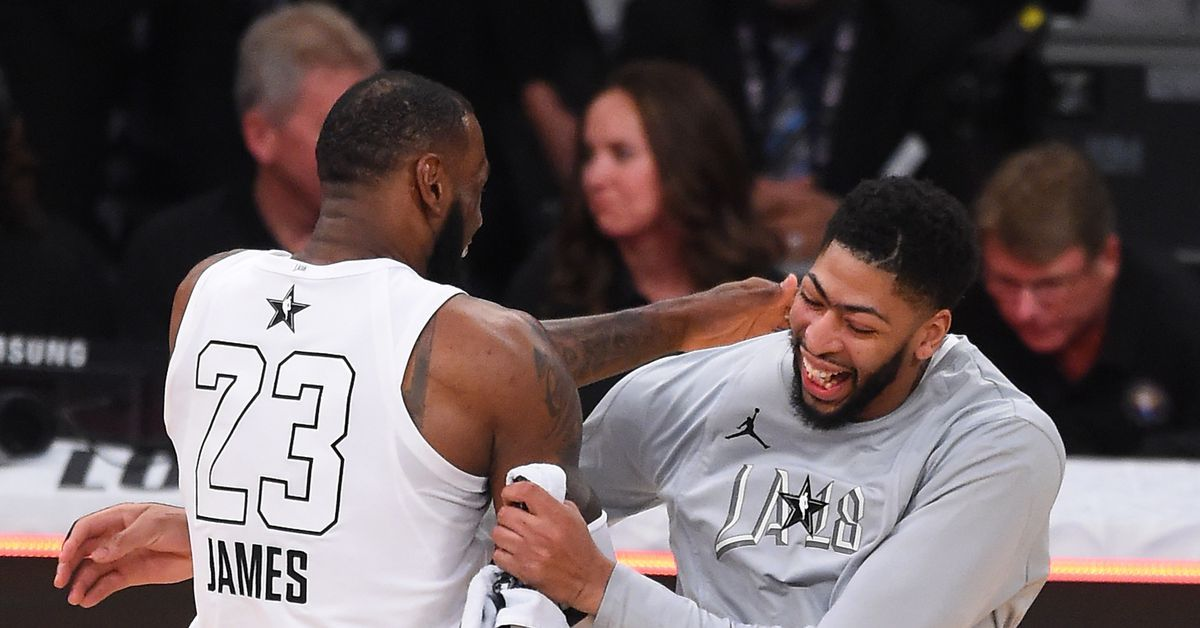 Anthony Davis Injury History Demands He Join Lebron James On Lakers Silver Screen And Roll Anthony Davis Injury Histo With Images Anthony Davis Nba Rumors Brandon Ingram