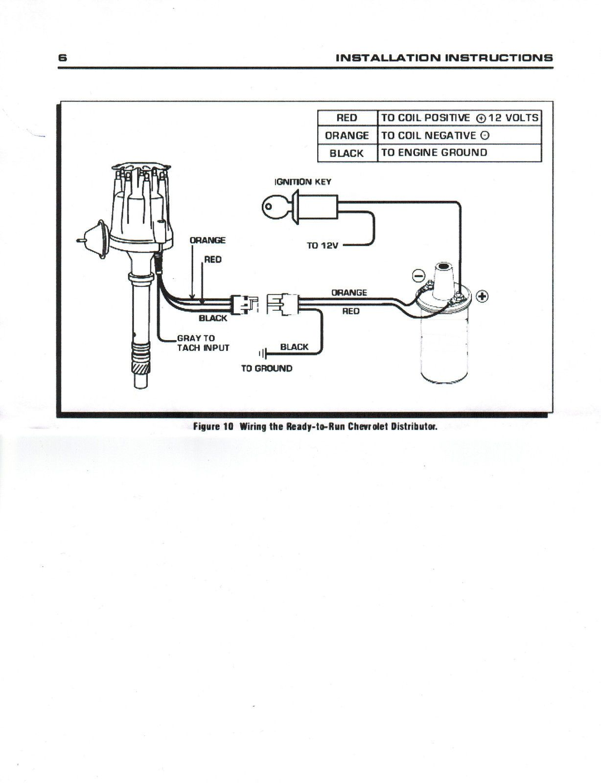 Distributor Wiring Diagram : distributor, wiring, diagram, Chevy, Distributor, Wiring, Diagram, Diagram,, Chevy,