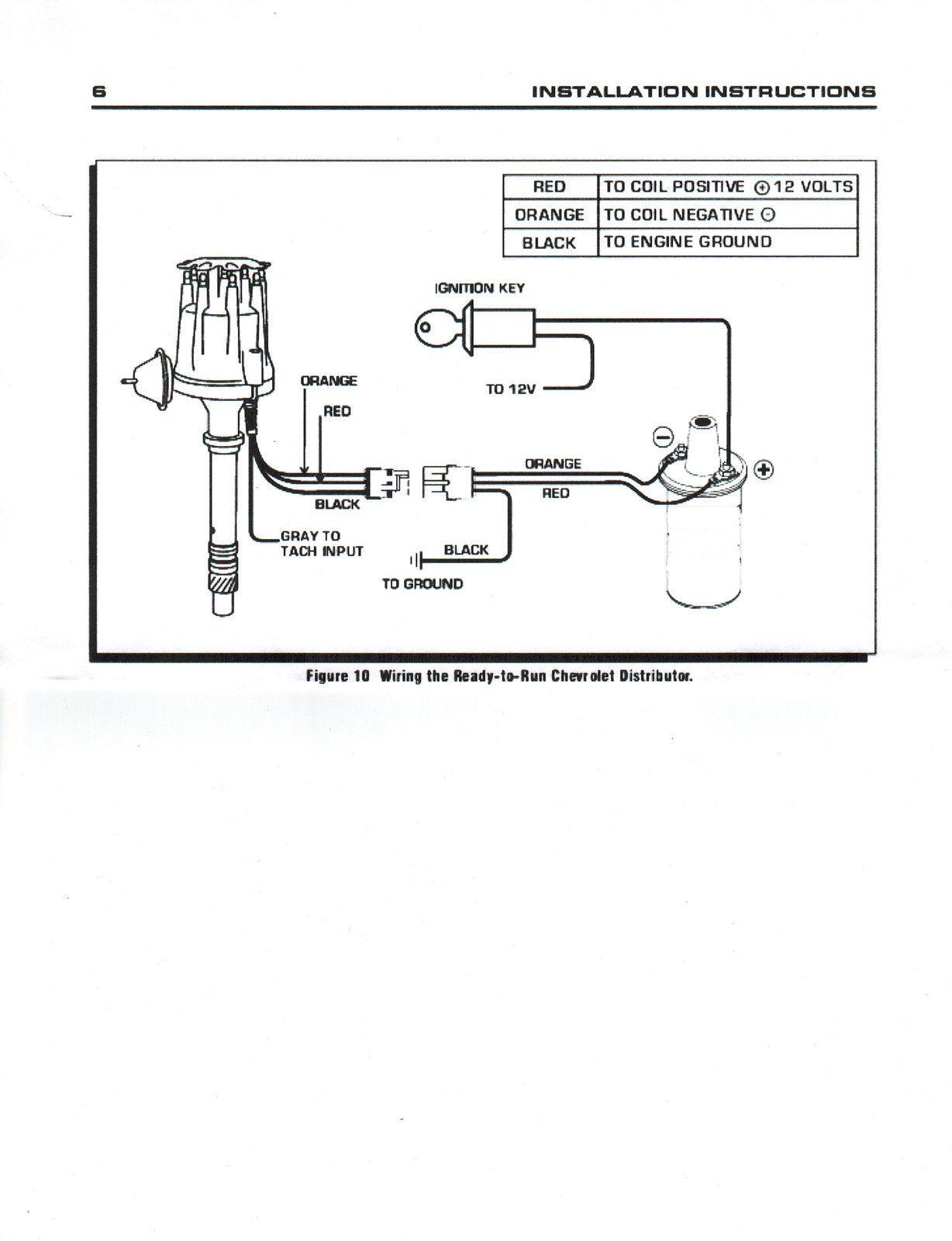 Chevy 350 Hei Distributor Wiring Diagram - Wiring Diagram in 2021 |  Diagram, Chevy, Trailer wiring diagram | Chevy 350 Tachometer Wiring |  | Pinterest