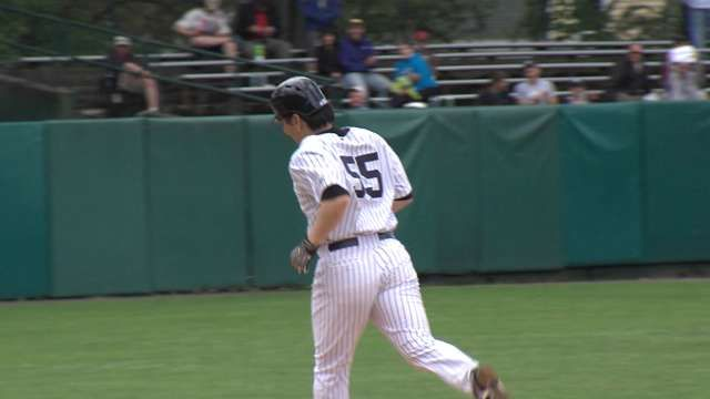 Matsui Homers In Cooperstown Ny Yankees Cooperstown Yankees
