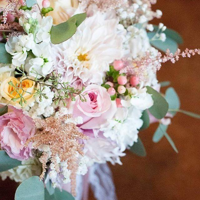 Love the floral designs by @platinumpetalsfloral! This bouquet is captivating! #florist #fresh #bouquet #bridalbouquet #weddingbouquet #floral #details #flower #flowers #color #pop #bridesmaids #bouquets #pink #love #weddingideas #weddingideas #weddingins