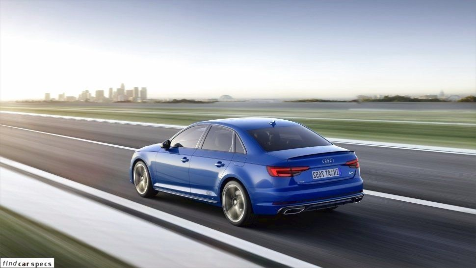 Audi A4 A4 B9 8w Facelift 2018 45 Tfsi 245 Hp Quattro S