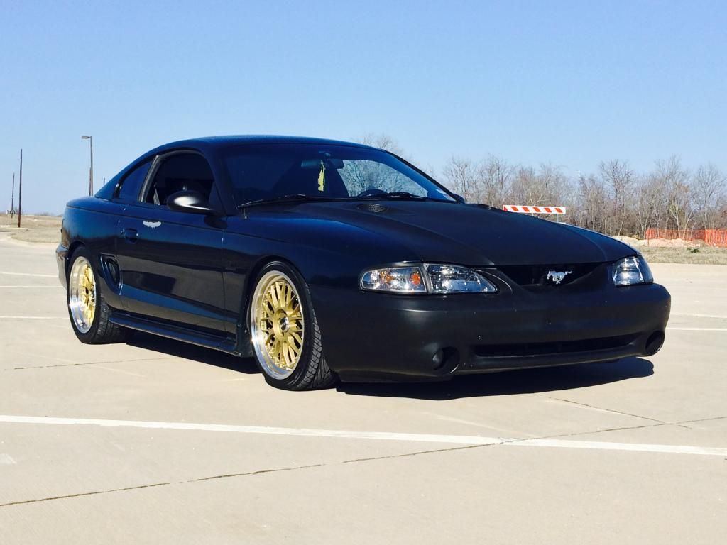 1994 mustang gt pro touring shit i like pinterest mustang cars and ford. Black Bedroom Furniture Sets. Home Design Ideas
