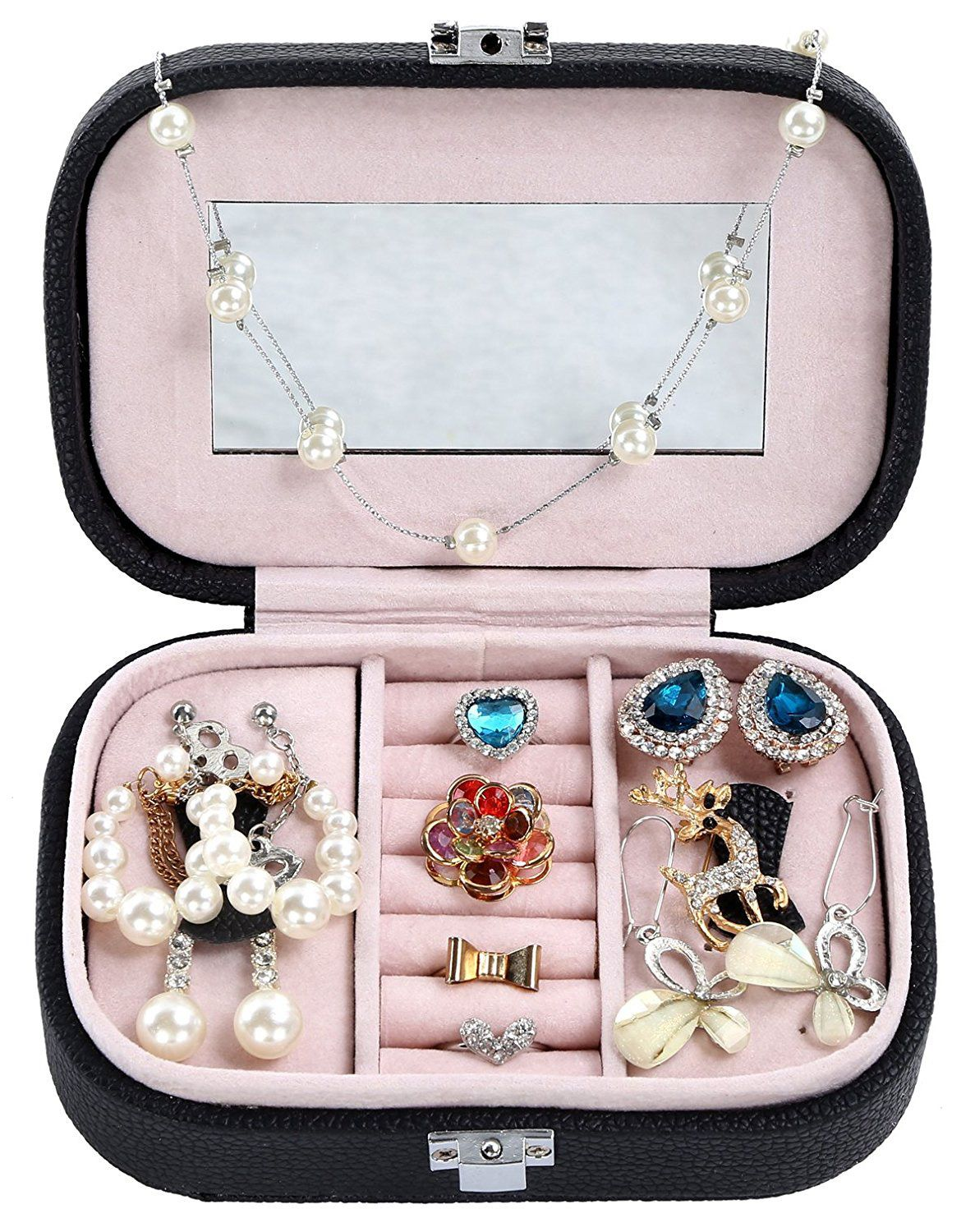 The 15 Best Locking Jewelry Boxes Locking jewelry box and Box