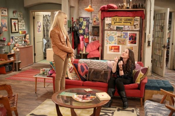 Highlights from the Third Episode of Season 3 of 2 Broke Girls