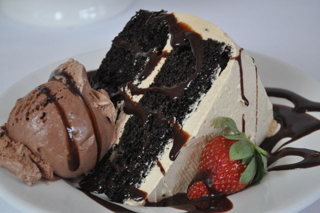 cappuccino cake by southernplate @Christy Jordan