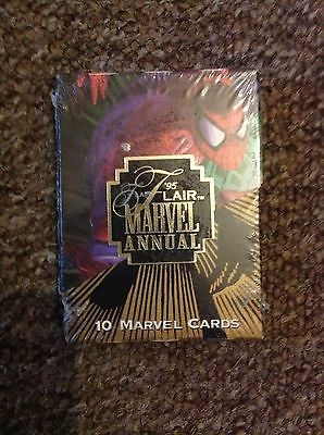 Flair 1995 #marvel #annual unopened #boxed card set,  View more on the LINK: http://www.zeppy.io/product/gb/2/131700314631/
