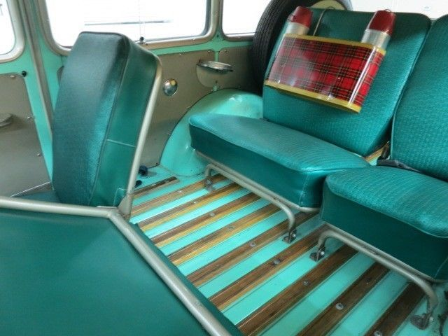 1962 Jeep Steel Station Wagon Interior Very Stylish Vintage Jeep Jeep Jeep Wagoneer