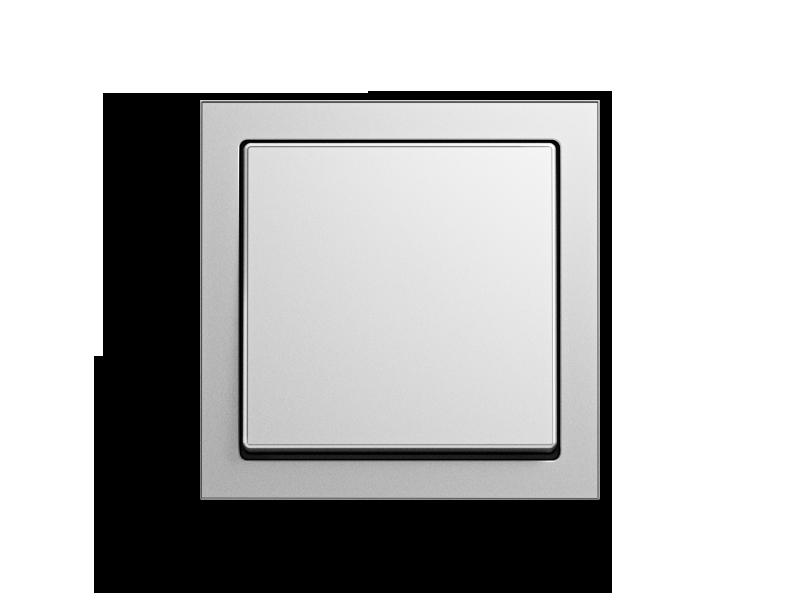 Lichtschalter future® linear alusilber   Ideen rund ums Haus ...
