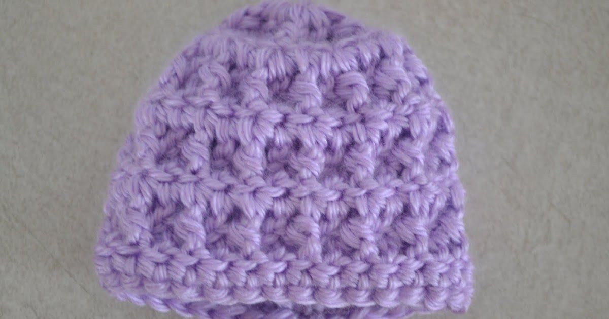 Here\'s a pattern for nice stretchy hats. Angel Baby hats should be ...