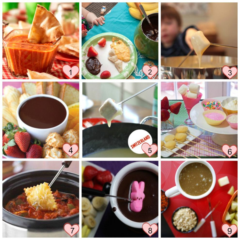 Fondue Dinner Party Ideas Part - 27: A Concise Guide On Everything Fondue And How To Throw A Fondue Dinner Party.