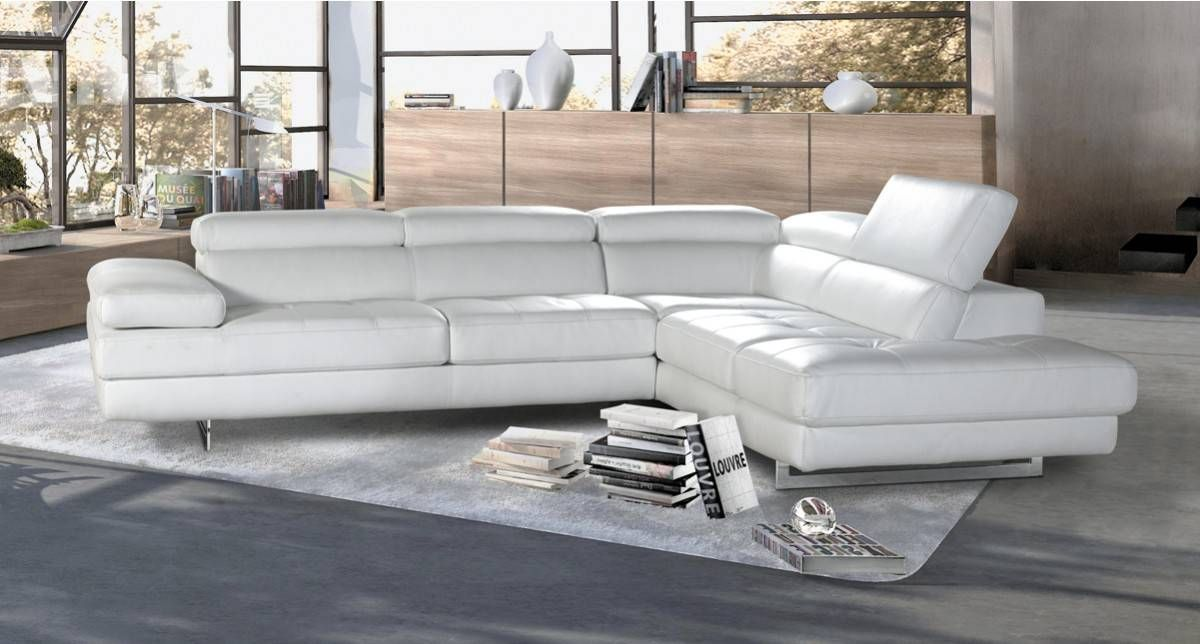 Canape Mobilier De France Canape D Angle Meri Nne Cuir Design Italien Toulon In 2020 Sectional Couch Couch Furniture