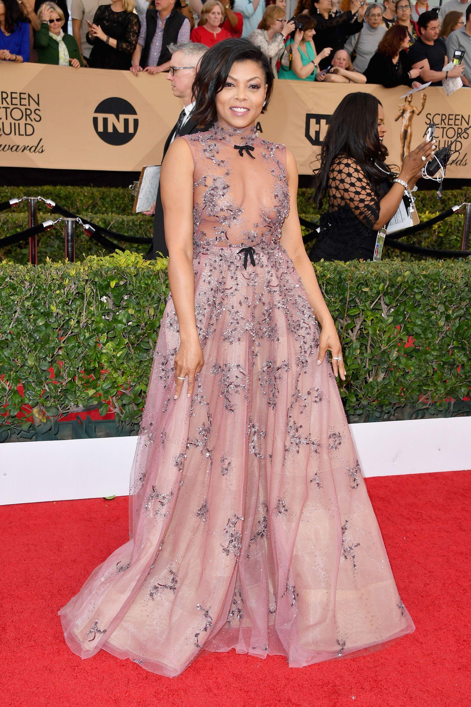 Lujo Viejos Vestidos De Fiesta Glamour De Hollywood Ornamento ...