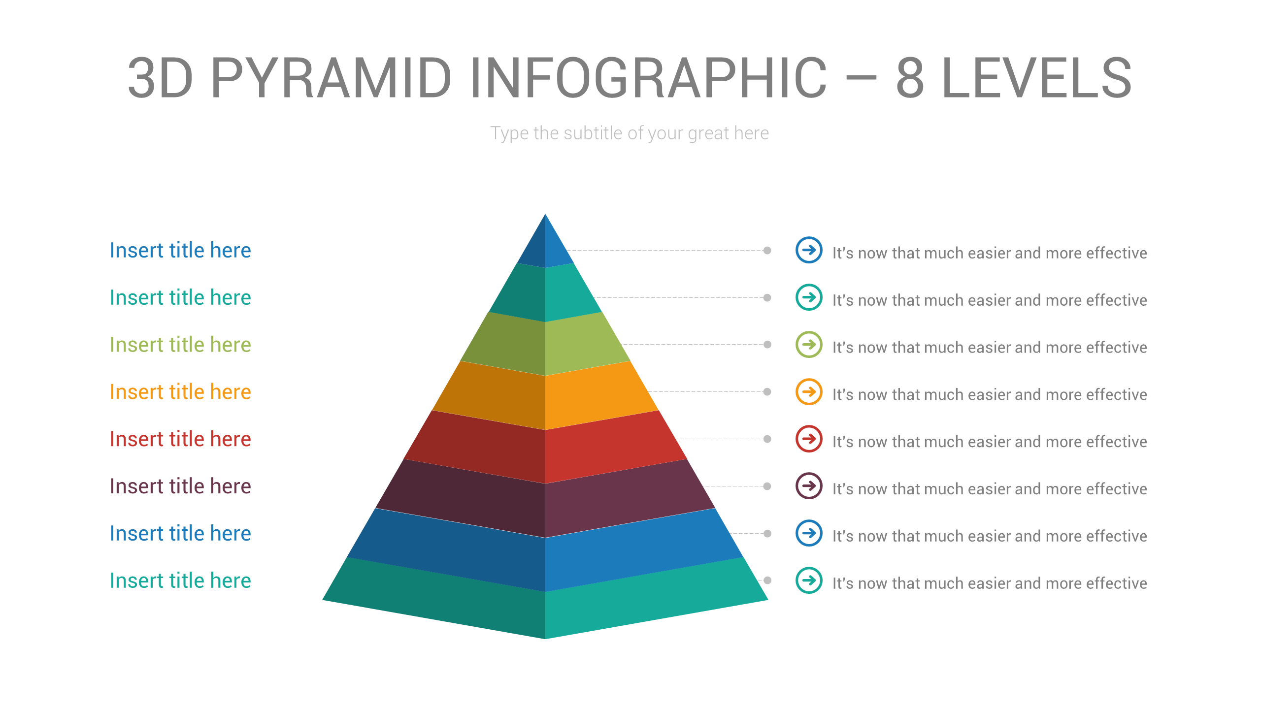 Pyramid Diagrams Powerpoint Illustrator Template Ad Diagrams Sponsored Pyramid Powe Illustrator Template Web Design Icon Business Powerpoint Templates