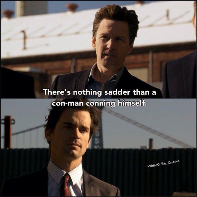 Neal and Adler White collar quotes   Matt bomer white collar ...