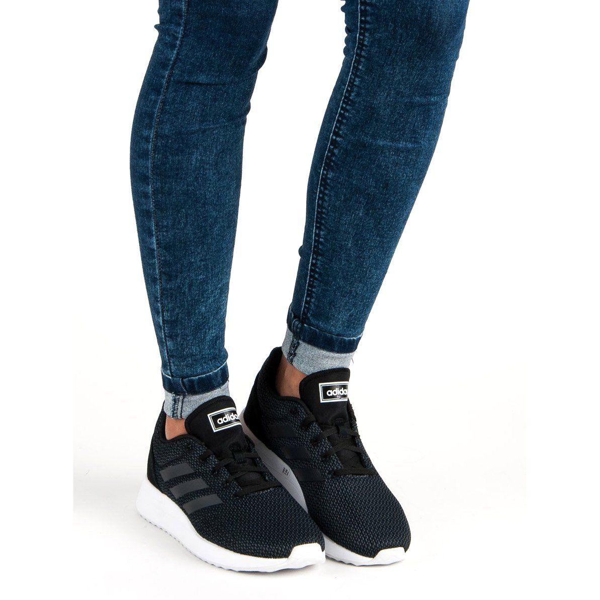Sportowe Damskie Adidas Czarne Adidas Run 70s B96564 Hermosa