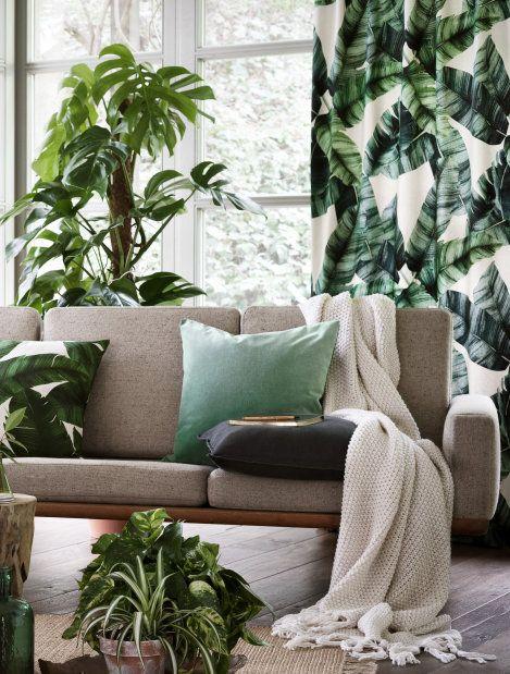Home | Gordijnen | H&M NL | Dream Home | Pinterest